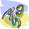 Rock Climbing Equipment clipart