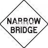 narrow bridge image