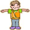 School Crossing Guard clipart