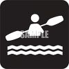 Outdoor Recreation Icons-Boating clipart