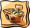 Bushels of Apples clipart