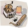Coffee Making Equipment clipart