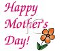 Happy Mother's Day Text clipart