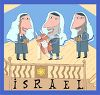 Tourism in Israel clipart