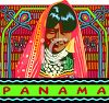 Tourism-Panama Travel Poster clipart