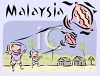 Tourism-Malaysia clipart