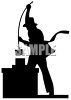 Chimney Sweep clipart