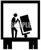 Delivery Driver clipart