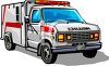 Late Model Ambulance clipart