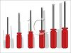 Screwdriver Set clipart