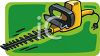Electric Hedge Trimmer clipart