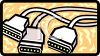 Computer Cables clipart