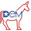 Political Party Symbol - The Democrat Donkey clipart