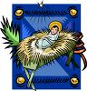 Nativity Scene - Baby Jesus clipart