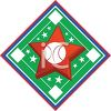 Baseball Diamond  clipart