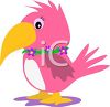 Whimsical Baby Bird  clipart