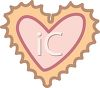 Pastel Pink Heart clipart