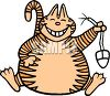 fat cat image