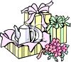 Wedding Gifts  clipart