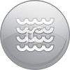 Water Ahead Icon clipart