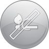 No Smoking Icon clipart