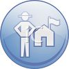 Ranger Station Icon clipart