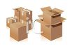 Shipping Boxes clipart