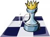 A Chess King clipart