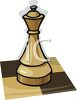 A Queen Chess Piece clipart