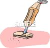 Broom Vac clipart