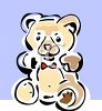Teddy Bear Watercolor clipart