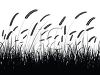 HD Background of Wheat Blowing in the Wind clipart