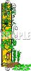 Ivy and Vines Border clipart