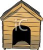 Classic Dog House clipart
