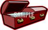 Display Casket clipart