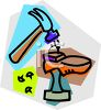 Shoe Repair Tools clipart