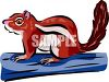 A Tree Squirrel clipart