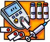 Diabetic Supplies clipart