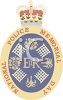 Canadian Police Memorial Insignia clipart