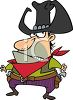 Cartoon Outlaw clipart