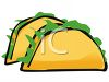 Mexican Food - Tacos clipart