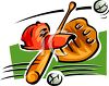 Baseball Equipment clipart