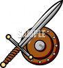 Medieval Weapons clipart