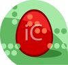 Easter Egg Icon clipart