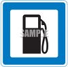 Logo Icon for a Gas Pump clipart