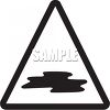 Oil Spill Icon clipart