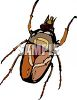 Ugly Beetle clipart