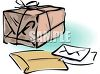 Package, Letters and Envelopes clipart