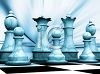 3D Chess Pieces  clipart