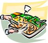 Salad Bar clipart
